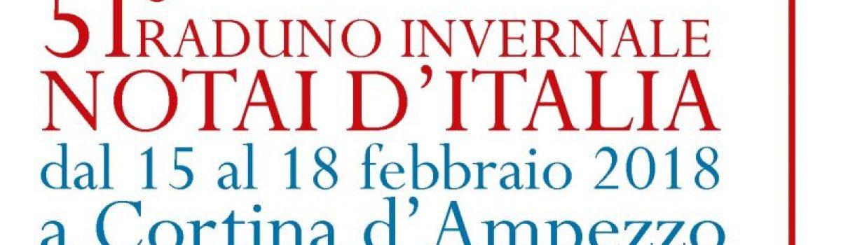 51° Raduno Invernale dei notai d'Italia